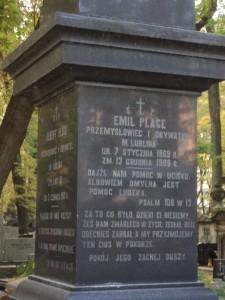 Grobowiec rodziny Plage