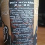 Etykieta kawy mrożonej Caffreze